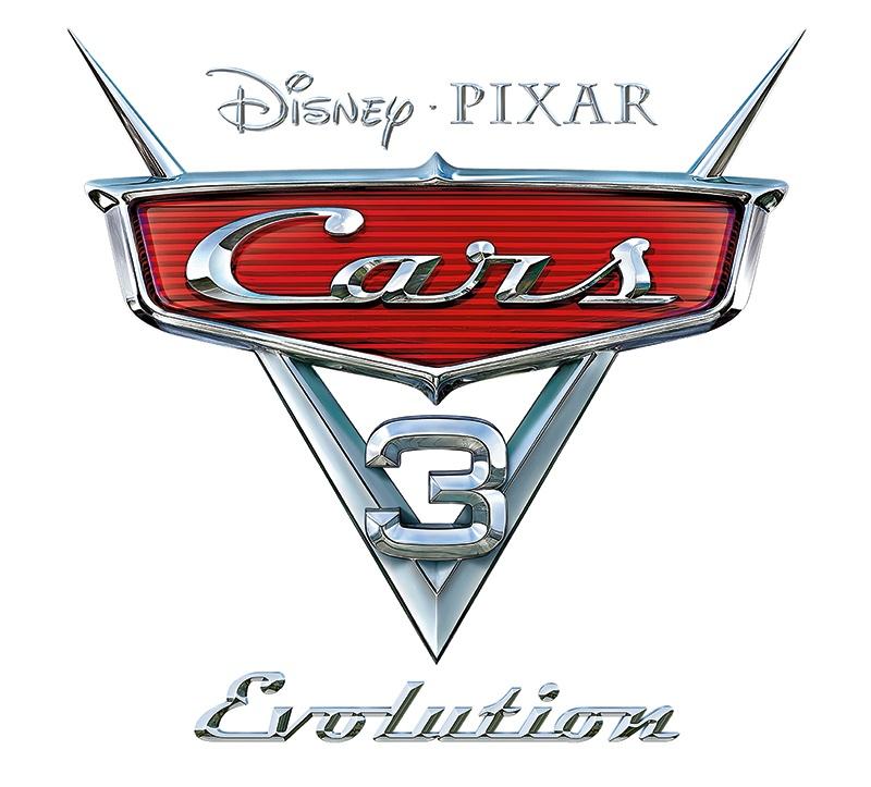 Disney Pixars Cars 3 Evolution Logo
