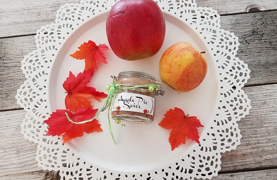 Apple Pie Spice DIY