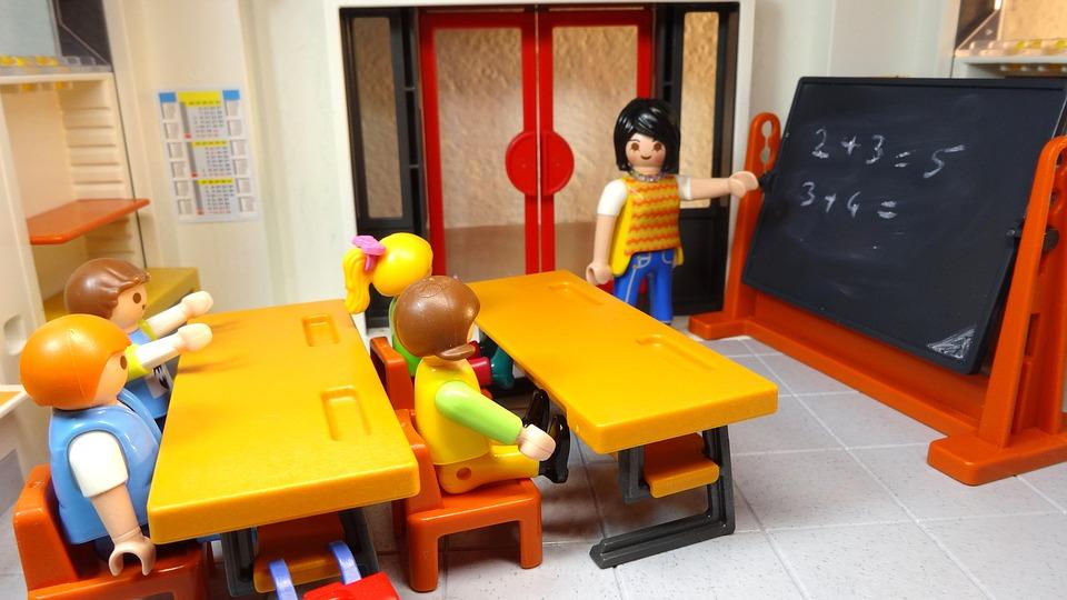 gemeinsamer Unterricht für alle im Rahmen der Inklusion