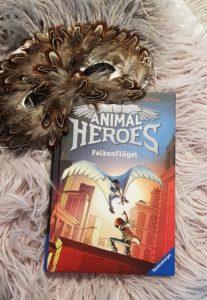 Animal Heroes - Falkenflügel von Thilo und Jan Birck ein Kinderbuch aus dem Ravensburger Verlag