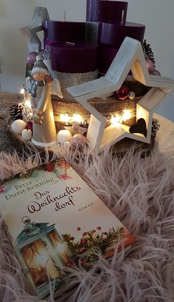 Das Weihnachtsdorf von Petra Durst Benning aus dem Blanvalet Verlag