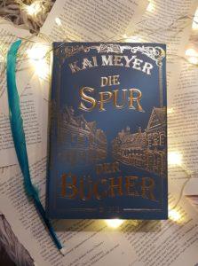 die Spur der Buecher von Kai Meyer erschienen im FJB Verlag