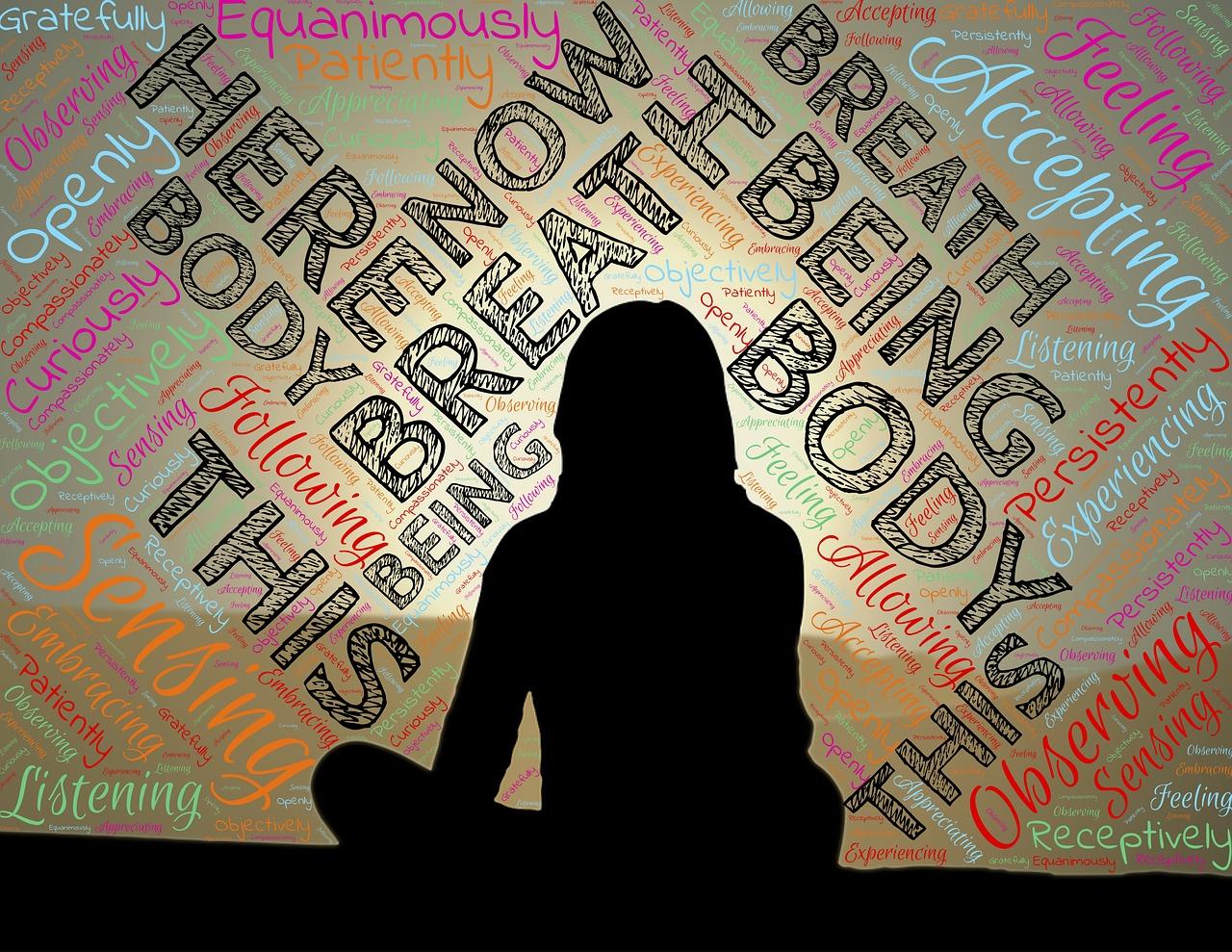 Achtsamkeit - wieder zu sich selber finden - sich selber schaetzen und lieben lernen