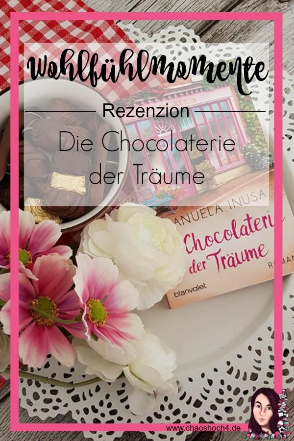 Die Chocolaterie der Träume von Manuela Inusa