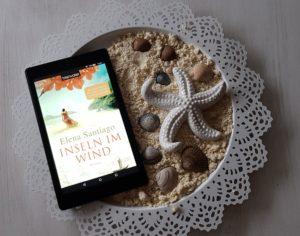 Inseln im Wind von Elena Santiago aus dem Blanvalet Verlag