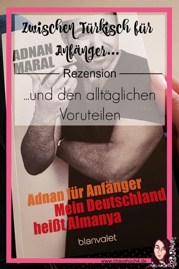 Adnan fuer Anfaenger - mein Deutschland heisst Almanya Rezension