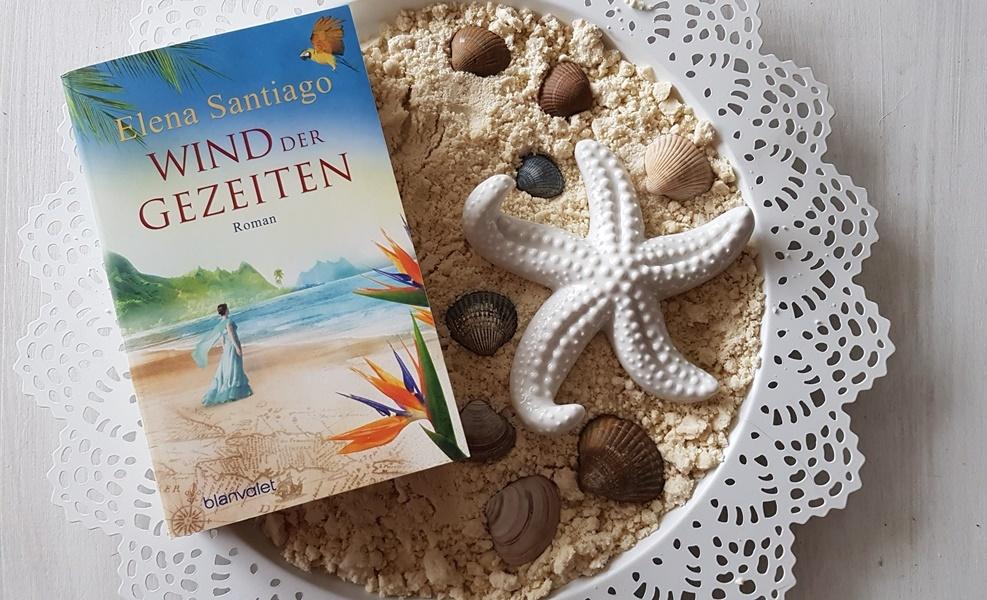 Wind der Gezeiten von Elena Santiago aus dem Blanvalet Verlag