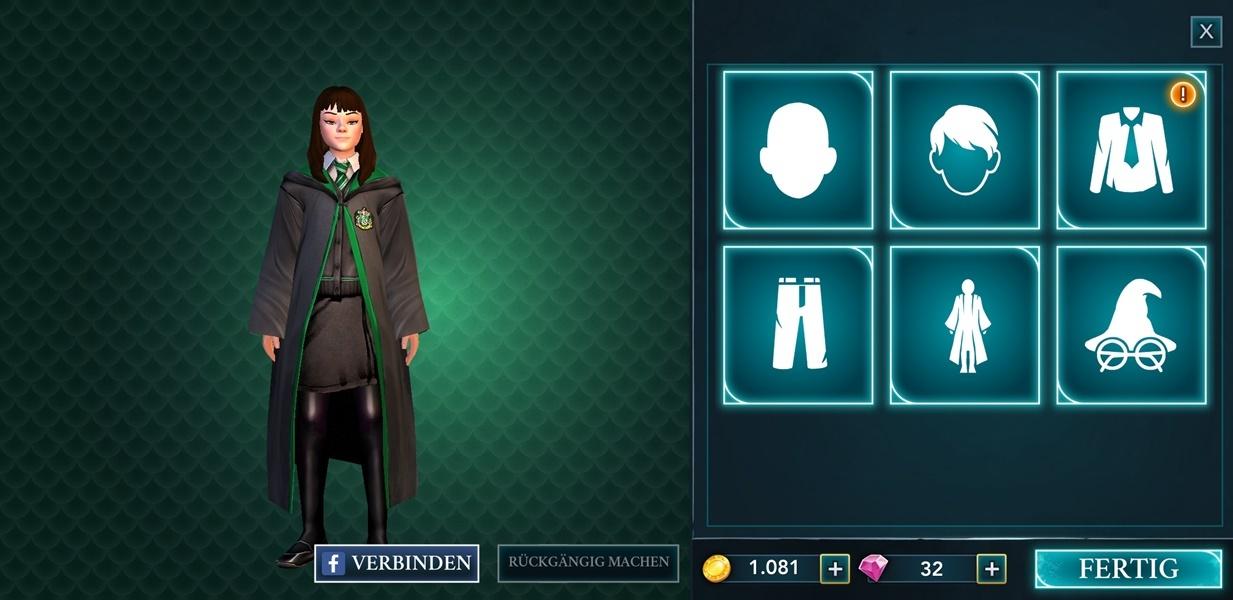 Einblicke in Harry Potter Hogwarts Mystery
