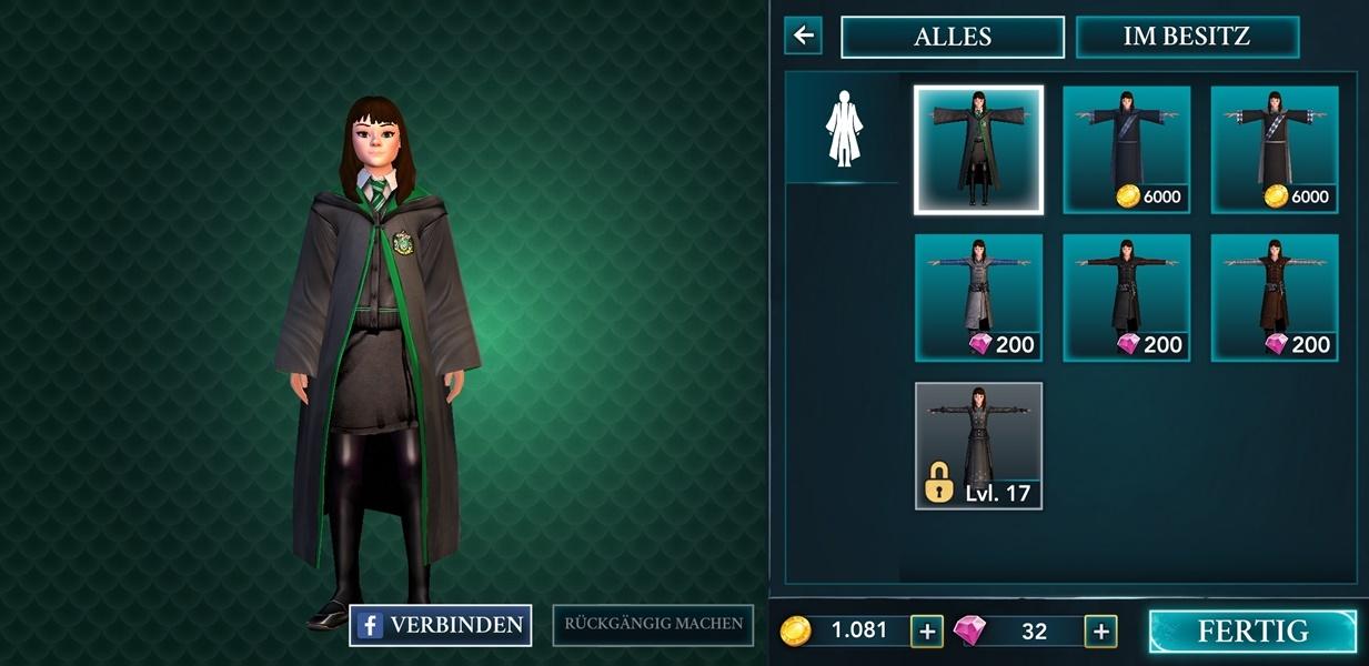 Kleiderschrank Harry Potter Hogwarts Mystery