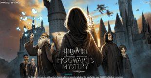 Die Harry Potter – Hogwarts Mystery App fürs Smartphone