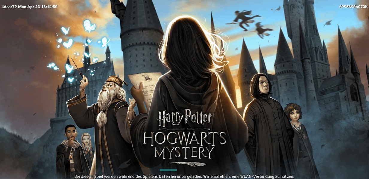 Harry Potter - Hogwarts Mystery App