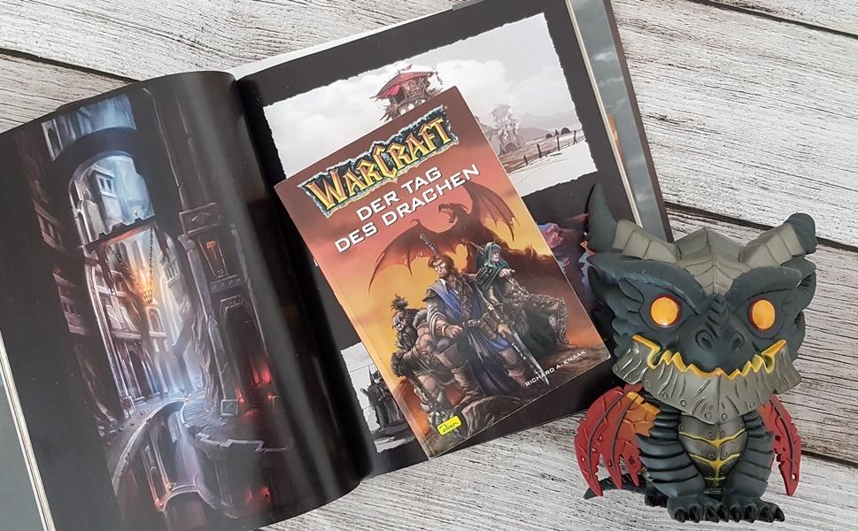 Warcraft - der Tag des Drachen von Richard A. Knaak aus dem Panini Verlag