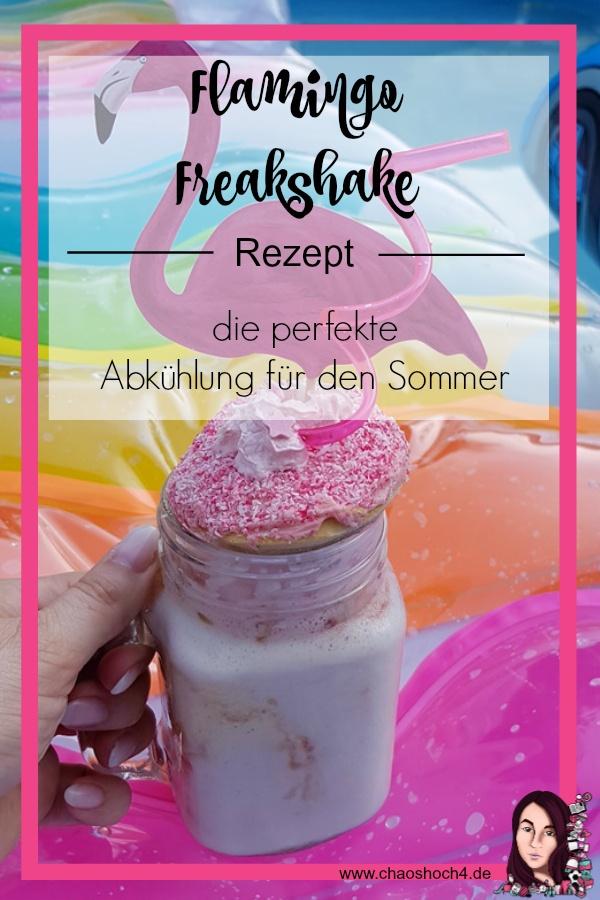 Flamingo Freakshake Rezept von Chaoshoch4