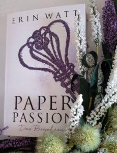 Rezension zu Paper Passion - Das Begehren von Erin Watt aus dem Piper Verlag