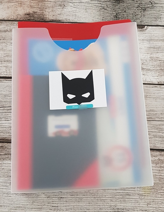 Heftbox praktischer Helfer im Schulranzen