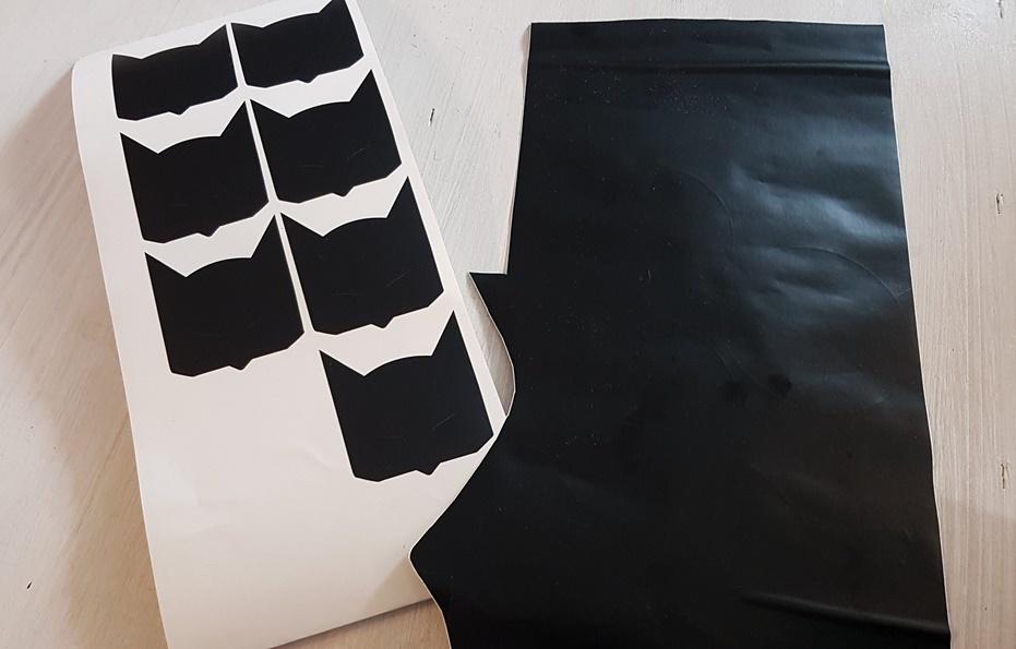 Klebefolie zum dekorieren der Trofast Kisten - Ikea Trofast guenstig aufwerten