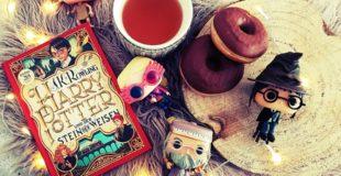 Wie Harry Potter meinen Sohn zum Bücherwurm machte #20YearsofMagicde
