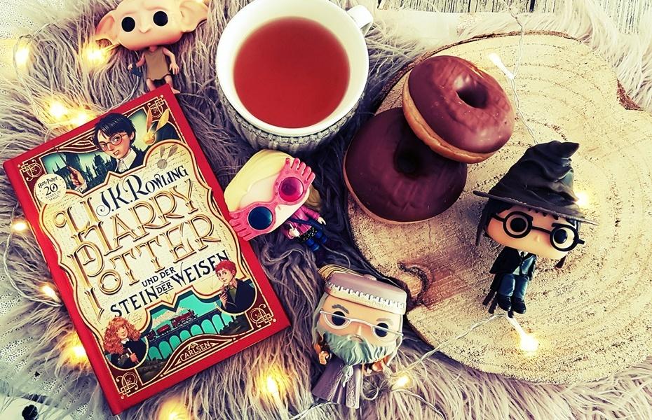 Harry Potter und der Stein der Weisen - 20 Years of Magic aus dem Carlsen Verlag