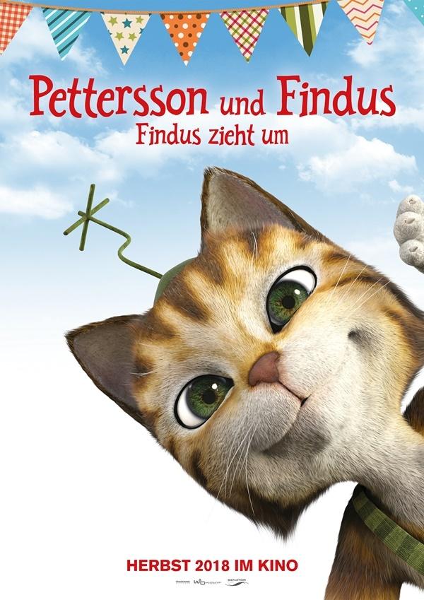 Pettersson und Findus - Findus zieht um Kinopreview