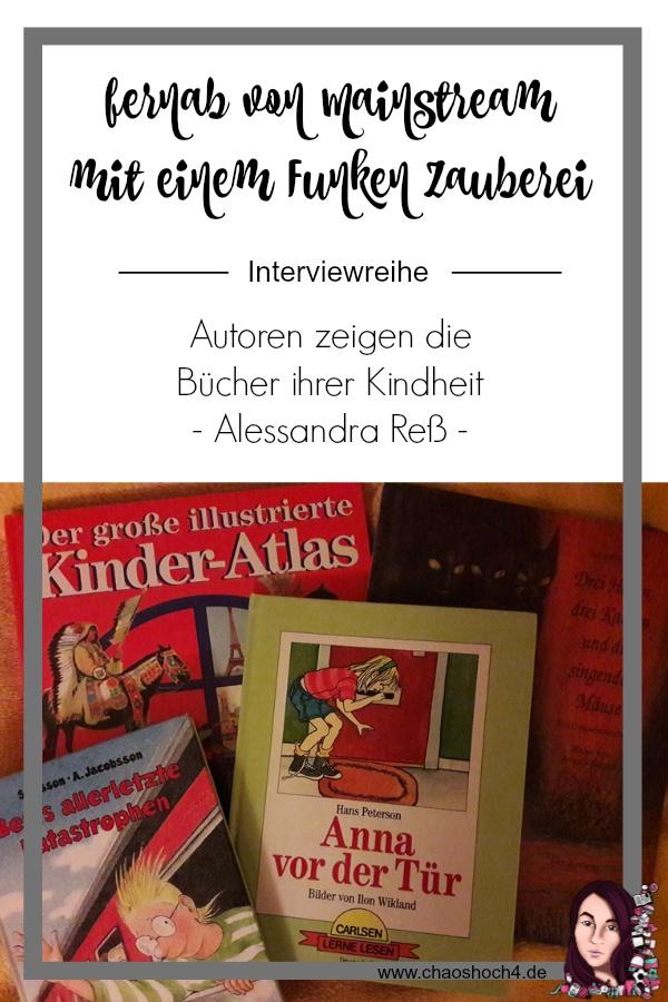 Autoreninterview Reihe Kinderbücher Alessandra Ress
