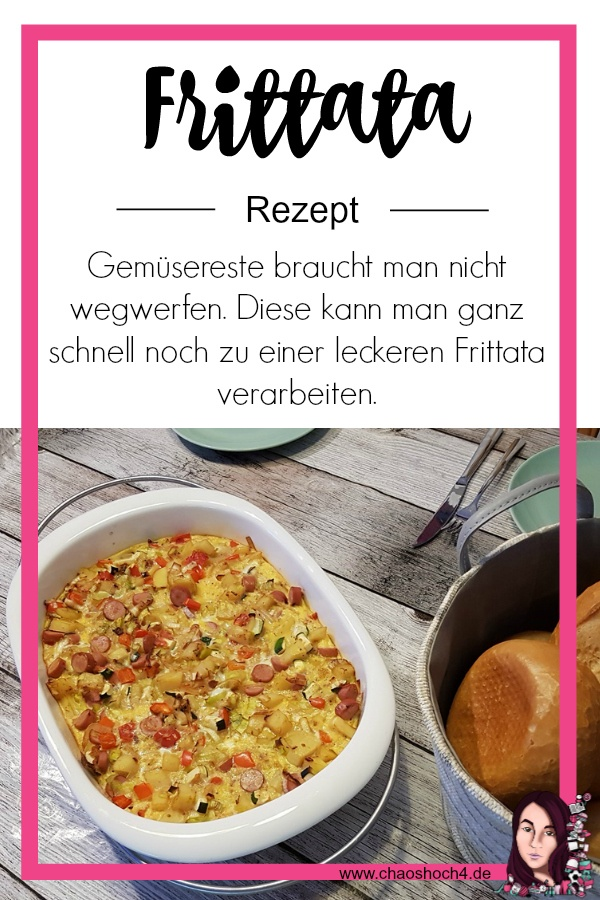 Frittata ultimatives Resteessen Rezept von Chaoshoch4