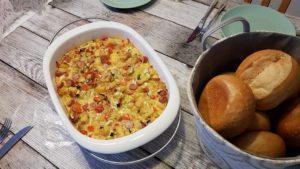 Frittata - das ultimative Resteessen aus dem Ofen