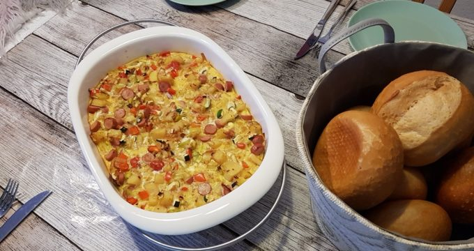 Frittata – das ultimative Resteessen