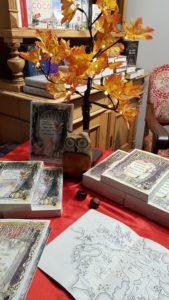 Herbstlande Anthologie Lesung in der Buchhandlung Köhl