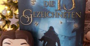 Die 13 Gezeichneten von Judith und Christian Vogt aus dem Bastei Lübbe Verlag eine Buchvorstellung von Chaoshoch4