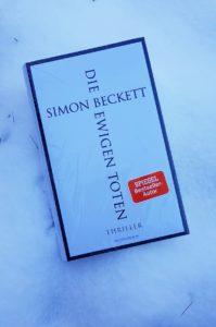 Die ewigen Toten von Simon Beckett - David Hunter 6 - erschienen im Wunderlich Rowohlt Verlag Rezension von Chaoshoch4