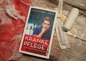 Kranke Pflege Gemeinsam aus dem Notstand von Alexander Jorde erschienen im Klett Cotta Tropen Verlag