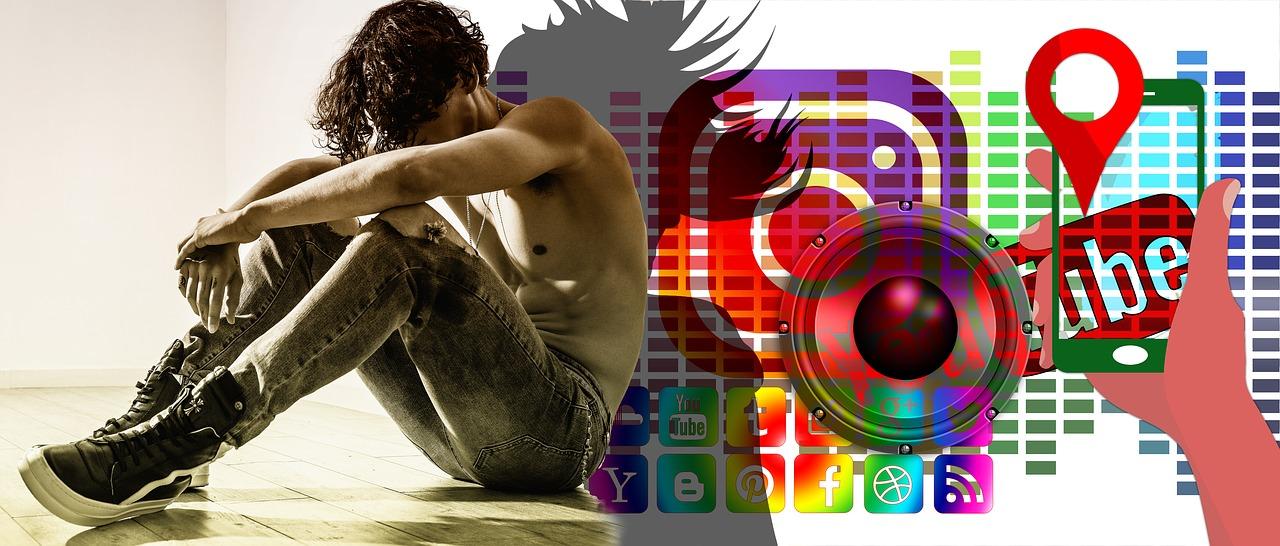 Pubertaet und Soziale Medien