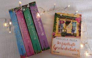 Rezension zu Der fabelhafte Geschenkeladen von Manuela Inusa aus dem Blanvalet Verlag