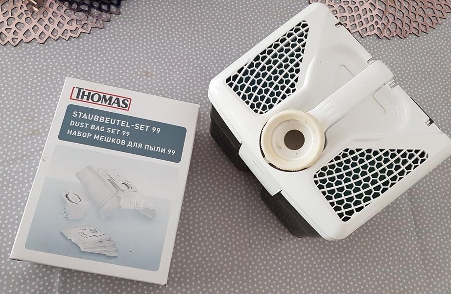 Wasserfilter oder Staubsaugerbeutel - du hast die Wahl beim THOMAS Aqua+ Pet & Family