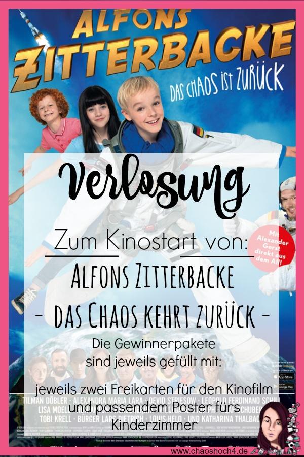 Alfons Zitterbacke das Chaos kehrt zurück Verlosung zum Kinostart auf Chaoshoch4