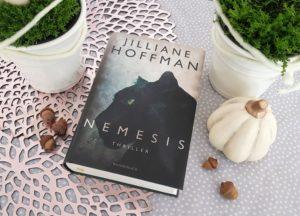 Nemesis der Finale Band von Jillian Hoffmans Cupdio Reihe
