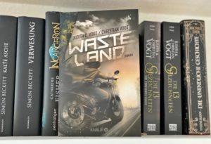 Wasteland von Judith Vogt und Christian Vogt - Dystopie - aus dem Knaur Verlag - Rezension
