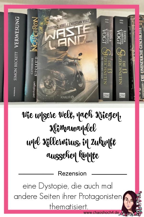 Rezension zu Wasteland von Judith Vogt und Christian Vogt aus dem Knaur Verlag